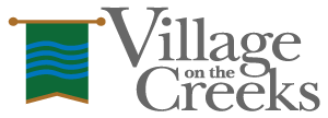 Village on the Creeks Logo
