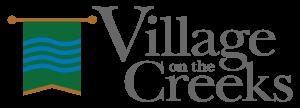 Village on the Creeks Logo
